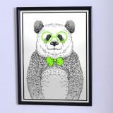 Poster The panda