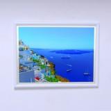 Poster The Panorama of Santorini