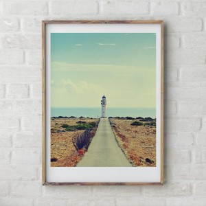Wall poster The lighthouse