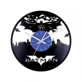 Batman over the city