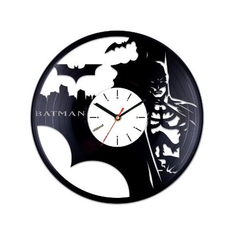 Виниловые часы Бэтмен. Темный рыцарь