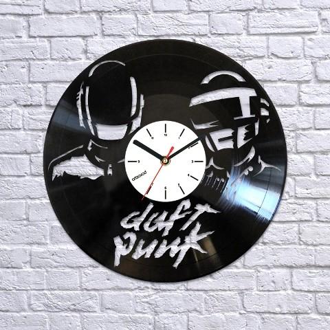 Виниловые часы Daft Punk
