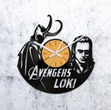 The Avengers. Loki
