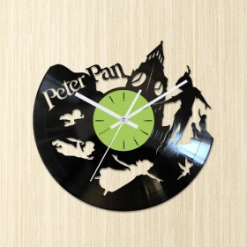 Peter Pan. Big Ben