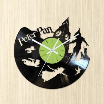 Виниловые часы Питер Пэн. Биг-Бен