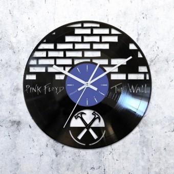 Виниловые часы Pink Floyd. The Wall